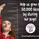 Help us grow 50,000 likes