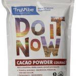 TruVibe 100% Organic Raw Cacao Powder