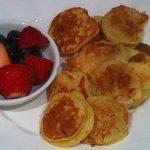 3 Ingredient Pancake Bites