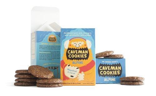 Alpine Caveman Cookies