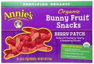 Annie-Snack -Bunnies Snacks for Kids