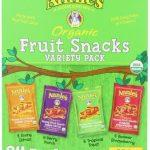 Annie's Homegrown Organic Bunny Fruit Snacks Variety Pack 0.8 Oz (24 ct)