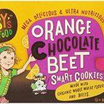 Bitsy's Brainfood Smart Snacks, Orange Chocolate Beet, 2.125 Ounce (Pack of 12)