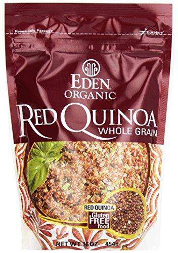 Eden Foods Organic Red Quinoa, 16 oz