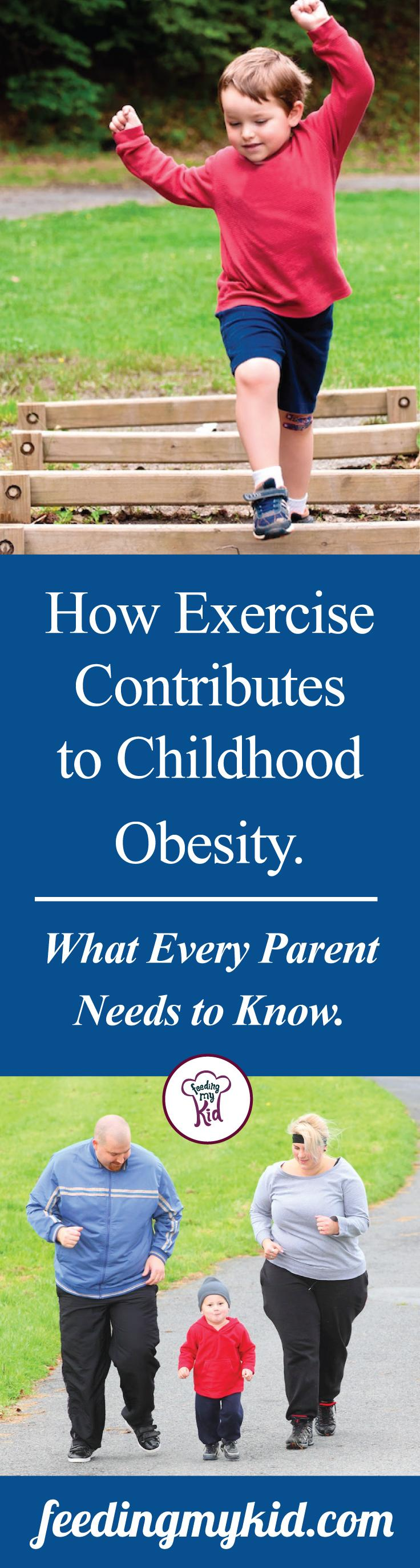 How Exercise Contributes to Childhood Obesity - Life—it's a balance. Fitness and health is a balance.The first step to solving the overweight issue in America is to emphasis diet, nutrition and creating a healthy lifestyle at home with your children. To be healthy you need to focus on a change in attitude. Find out more here.