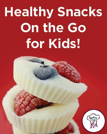 50+ Healthy Snacks On the Go for Kids - From crispy parmesan cauliflower poppers to baked apple chips; they're perfectly healthy after school snacks and perfectly delicious! Snacks are the best way to get your kid extra nutrients your kid needs!