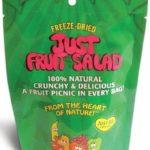 Just Tomatoes Just Fruit Salad Snack Size, 0.5-Ounce Package (Pack of 12)