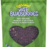 Just Tomatoes Organic Just Blueberries, 2 Ounce Pouch