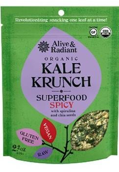 Kale Krunch Spicy Superfood 2.2 oz