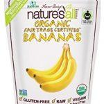 Nature's All Foods Freeze-Dried Bananas, 2.5 Ounce