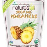 Nature's All Foods Freeze Dried Pineapples, 1.5 Ounce