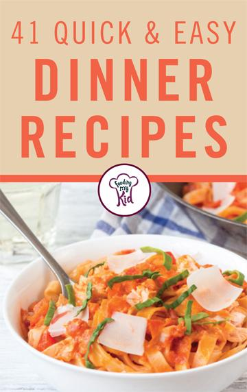 41 Quick and Easy Dinner Recipes - Sometimes there's just not enough hours in the day. Trying to squeeze in a last minute meal that's both nutritious and easy to make can feel a bit overwhelming. But fear not! We have assembled a batch of 41 quick and easy dinner recipes that will keep you at ease for those busy nights.