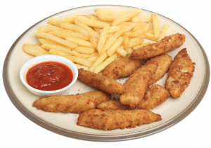 Food Targeted To Kids