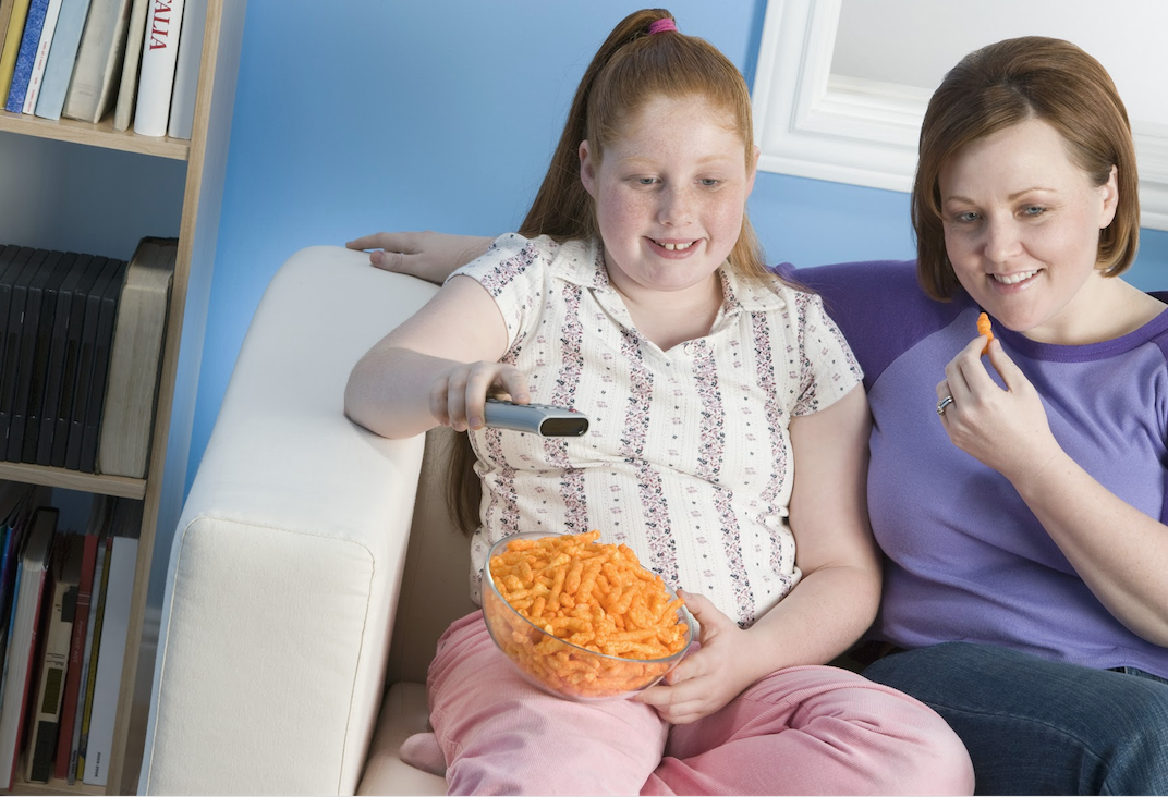 Why Most Overweight Kids Suffer From Malnutrition