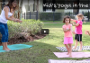 Find Out Why To Do Yoga in the Park
