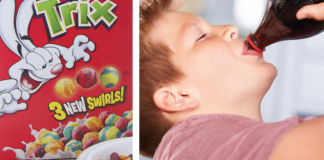 Foods Marketed To Children Can Cause Weight Gain