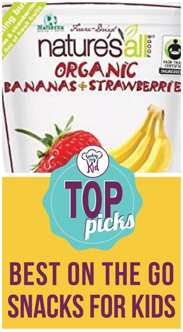 Top Picks: Best On The Go Snacks For Kids