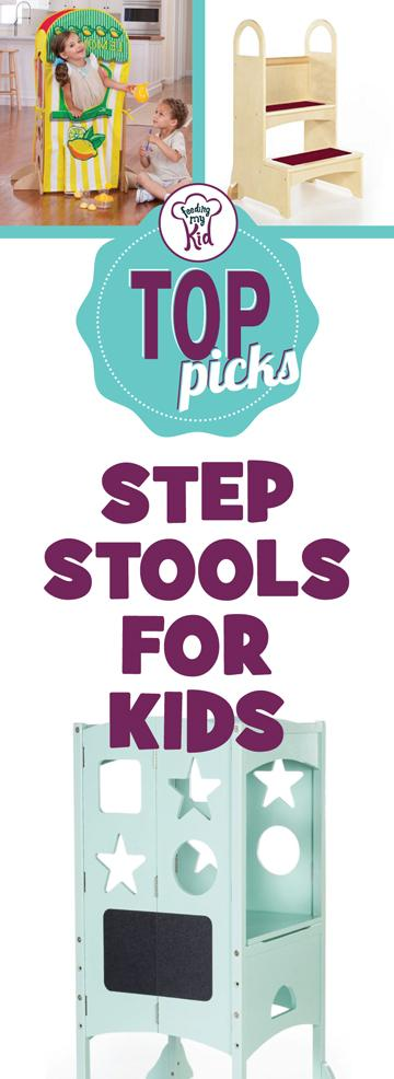 Top Picks: Step Stools for Kids: When it comes to cooking, there are some things you should consider purchasing in order to make the experience more enjoyable. There are tons of products to pick from, which is why we have tried to make things easy for you. That's why we put together this ultimate list of step stools for kids.