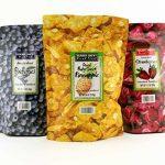 Trader Joe's Freeze Dried Fruit Assortment
