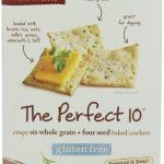 Van's, The Perfect 10 Crackers, 4 oz