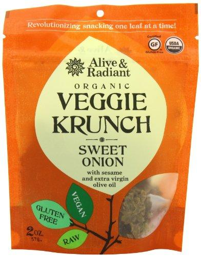 Veggie Krunch, Sweet Onion, 2 Ounce