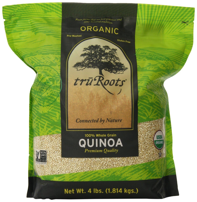 TruVibe 100% Organic Raw Goji Berries, 1lb (16 Ounce)