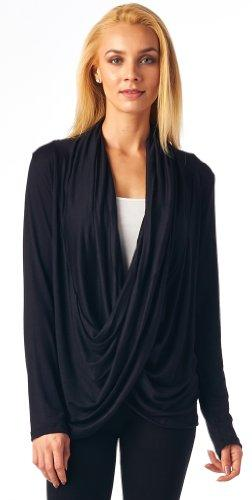 Popana Criss Cross Cardigan - Made In USA
