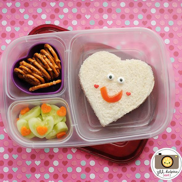 valentines Day Bento Box