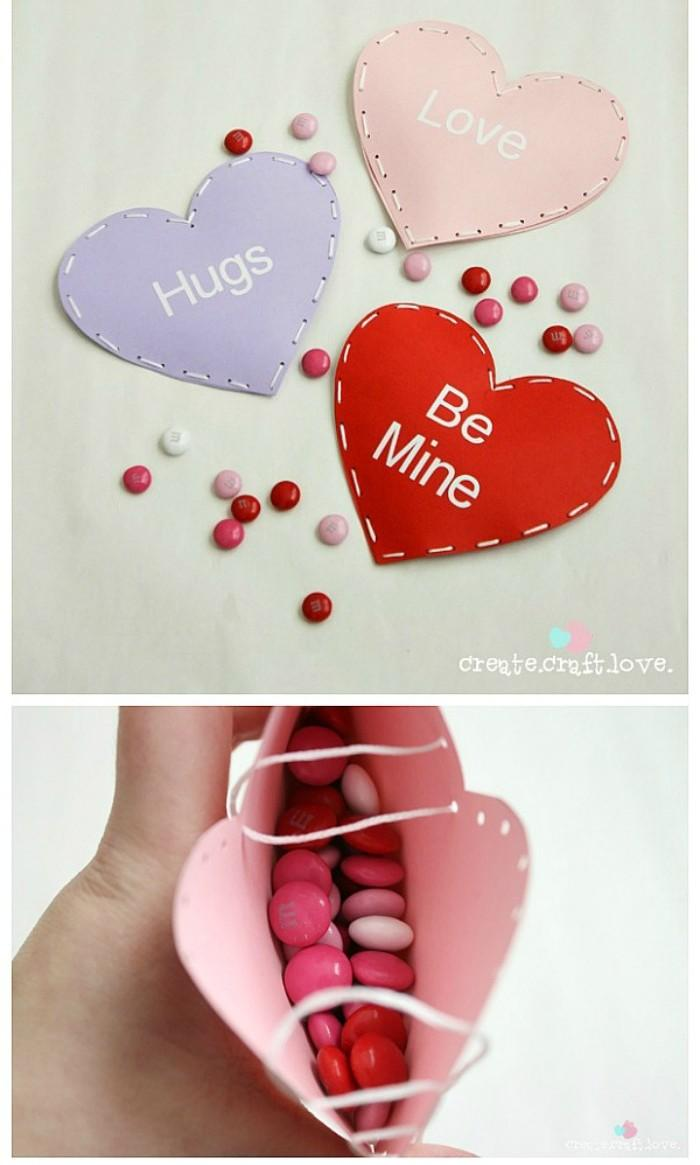 Candy Filled Valentines