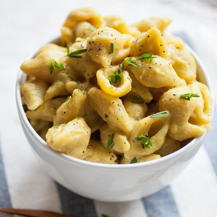 Cauliflower Mac And Cheeze