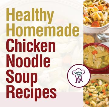 Healthy Homemade Chicken Noodle Soup Recipe - There's nothing like the perfect chicken noodle soup to make the day that much better. These healthy recipes will make everyone love soup. From Mexican chicken noodle soup to Thai style chicken noodle. You'll just love these perfect recipes.