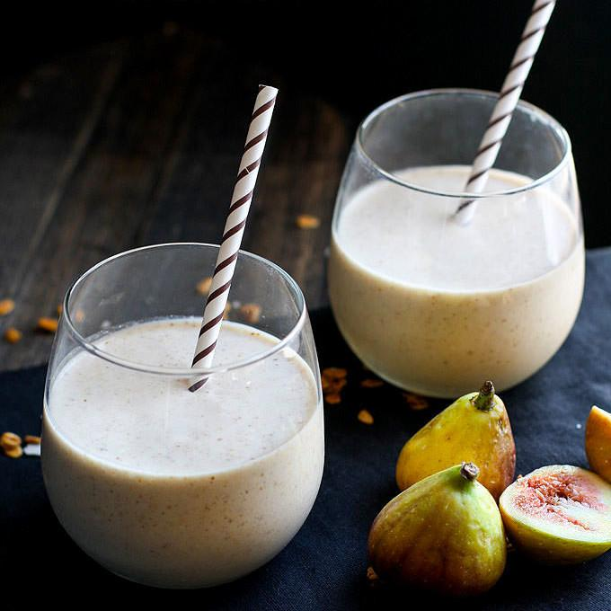 Fig Newton Breakfast Smoothie