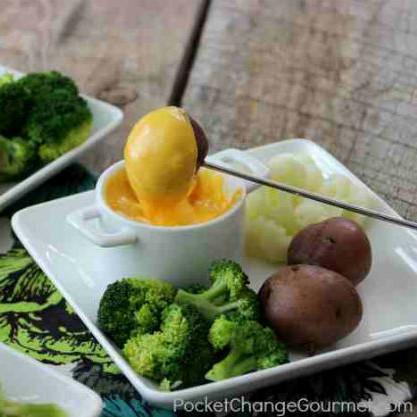 Irish Cheese Fondue