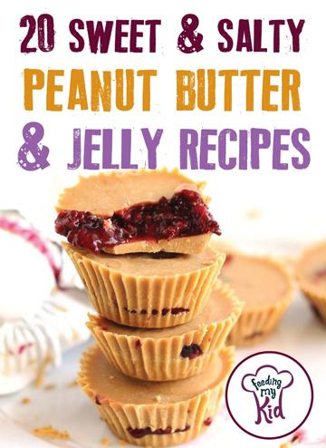 20 Sweet and Salty Peanut Butter And Jelly Recipes - Peanut butter and Jelly is probably the best and easiest food to make when you're a child and one of the easiest meals to pack into your child's lunchbox. From peanut butter and jelly french toast to peanut butter and jelly bread. These recipes are sure to please.