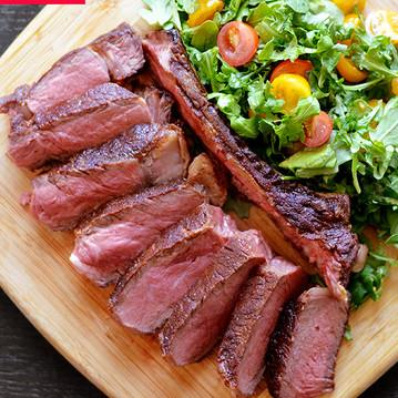 Perfect Steak For Your Valentine recipes