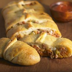 Pizza Calzone Bake