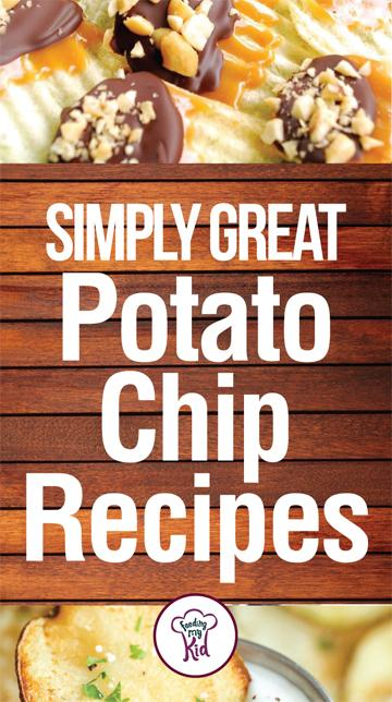 Simply Great Potato Chip Recipes - From the delicious sounding crispy baked potato chips with garlic, thyme and parmesan to the tasty and healthy simply baked potato chips; there are tons of great recipes to pick from. Whether you want to make a healthy treat or you want to add some flavor to your foods by crumbling these homemade chips on your dinner; there's a chip here for everyone.