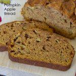 Pumpkin Apple Bread