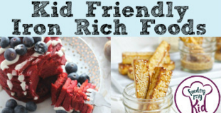 Kid Friendly Iron Rich Foods