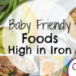 Baby Iron Rich Foods