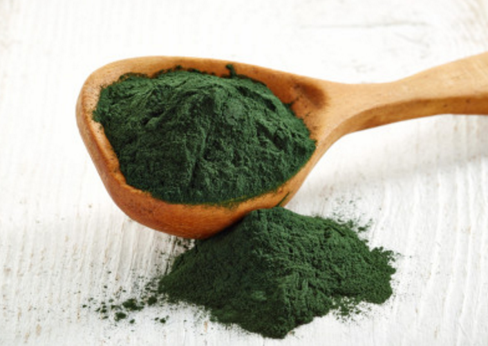 Have you considered eating Spirulina? Superfoods