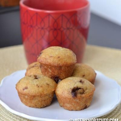 Snickerdoodle Mini Muffins