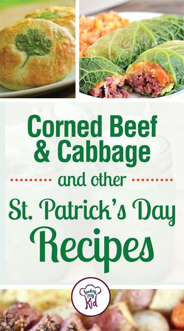 Corned Beef and Cabbage and Other St. Patrick's Day Recipes - Do you know what you'll be cooking up this St. Patrick's Day? Try these great recipes! From corned beef and cabbage quesadillas to an Irish breakfast wrap. They're sure to please!