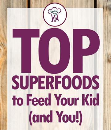 Top Superfoods to Feed Your Kid (and You!) - Superfoods are often overlooked by moms and dads when it comes to feeding their kids nutrient-dense foods. But why? Dieticians recommend a hearty supply of superfoods to help maintain a healthy weight, and vegetarians love its capability to rectify a shortage of crucial nutrients found in meat.