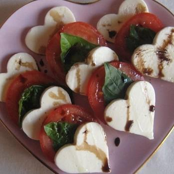 Valentine recipe Day Lunch/Dinner