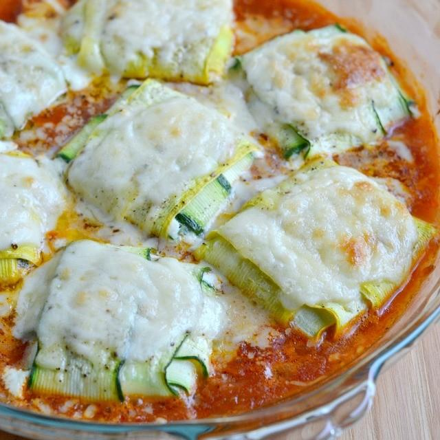 Kitchen Tested Zucchini Ravioli
