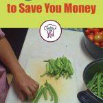 How to Freeze Vegetables to Save Money
