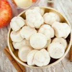 Apple Cinnamon Yogurt Bites