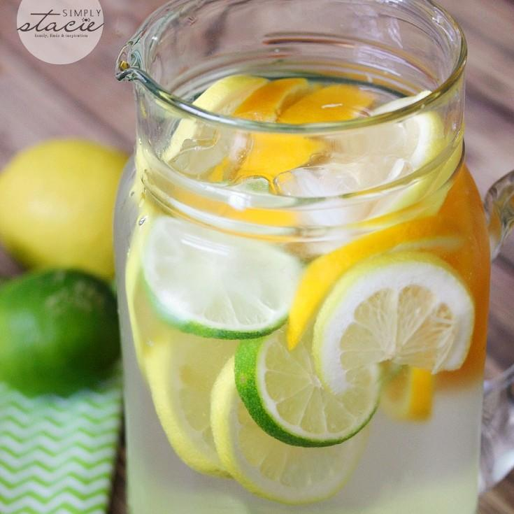 Citrus Bliss Infused Water