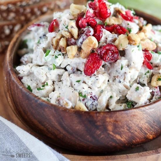 Chicken Salad Recipes For A Quick And Simple Meal